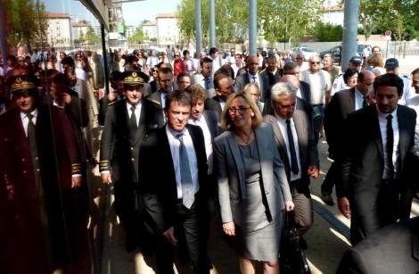 Le discours de rassemblement de Manuel Valls à LaRochelle