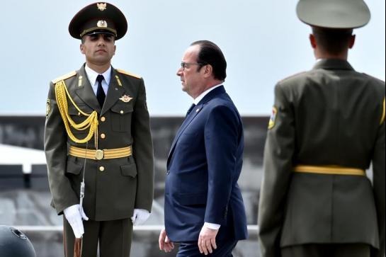 Hollande Arménie